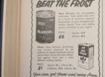 Bluecol Newspaper Advert 1