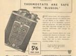 Bluecol Newspaper Advert